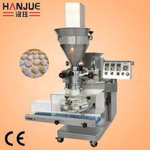 Industrial price automatic maamoul kubba mooncake arrancini encrusting/making/forming machine with CE