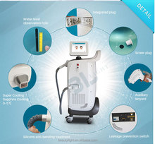 Germany imported 500W 808 machine laser diode price women underarm hair removal machine