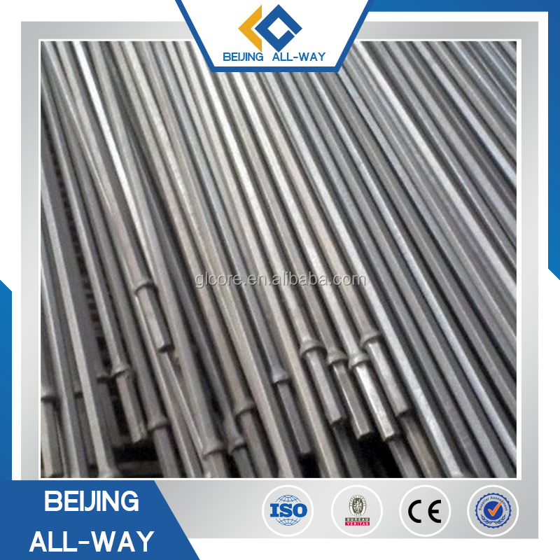 2015 Hot sale self drilling hollow hex steel drill rod