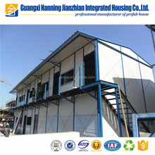 Low cost EPS panel /modular home/prefabricated house for temporary living