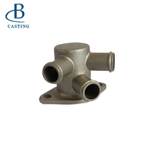 Customized Alloy Iron Investment Casting Auto Parts