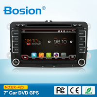 "7"" Digital Capacitive LCD Touch Screen Android Double Din Car DVD GPS for Volkswagen Polo VW Car"