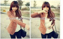 D91469S AUTUMN LADIES WOOLEN SHORT COAT,WOMEN SMALL JACKET