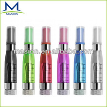 High quality CE4+ clearomizer replaceable coil easy to clean huge vapor brilliant smoke e cigarette