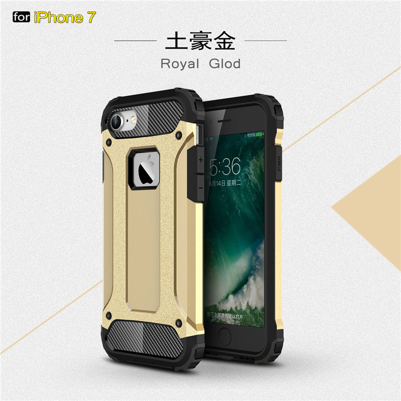 Hot top popular selling phone case in alibaba, classic armor case for iphone 7 case