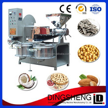 D-1685 professional manufacturer automatic sunflower seed oil mill machine