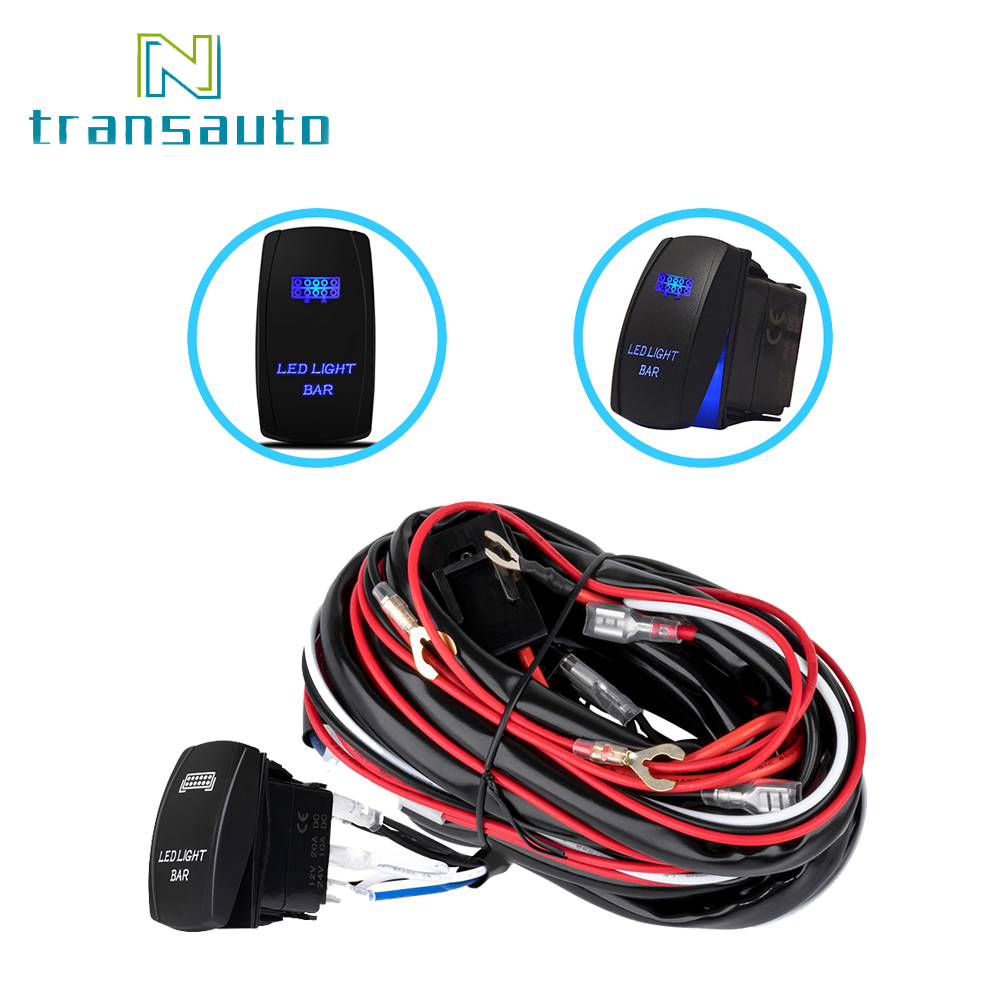 Wholesale Shipping Auto Parts Online Buy Best Wire Harness Usa Free Strongshipping Strong 4x4 Led Offroad Light Bar Wiring