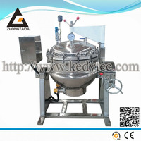 Industrial Electric Pressure Jacketed Cooker