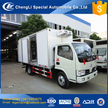 CLW Cold Chain Logistics Transport 4x2 4000 kg 5000kg 5 ton load refrigerated van truck for hot sale in Philippines Vietnam
