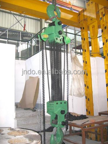 overload protection salvage ship 50t chain block