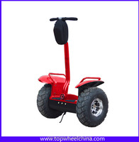 Stable Quality Off-road Personal Transport 2000W Motor 2 Wheel Self Balancing Scooter Electric