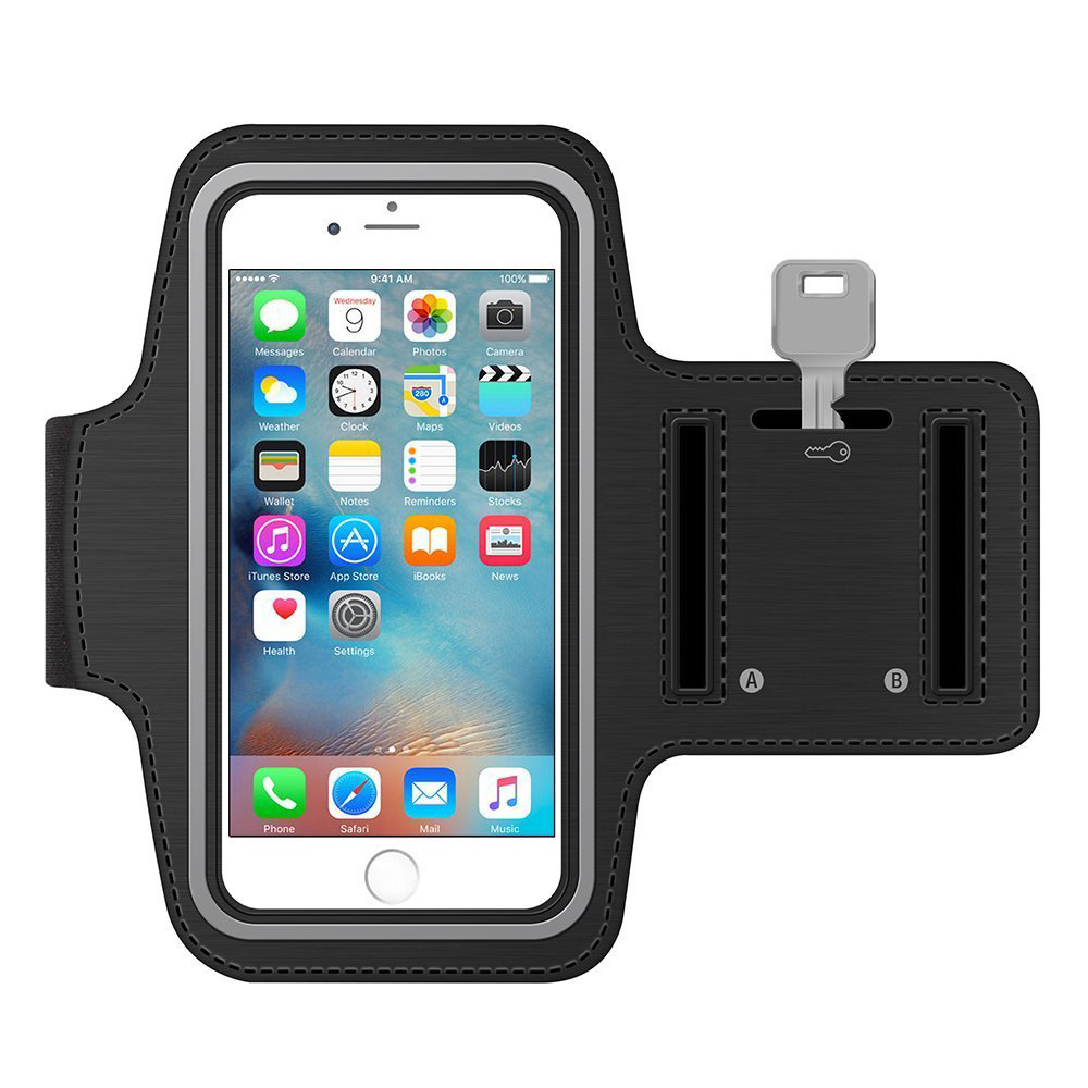 weight light armband pouch case