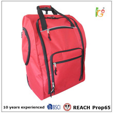 Fashion large capacity travel Sport Bag Trolley