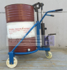 hand Pallet Truck man powered manual Oil Drum lifter jack cheap price