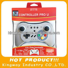 3 IN 1 Joypad For Wii U Pro Controller With Multi Function