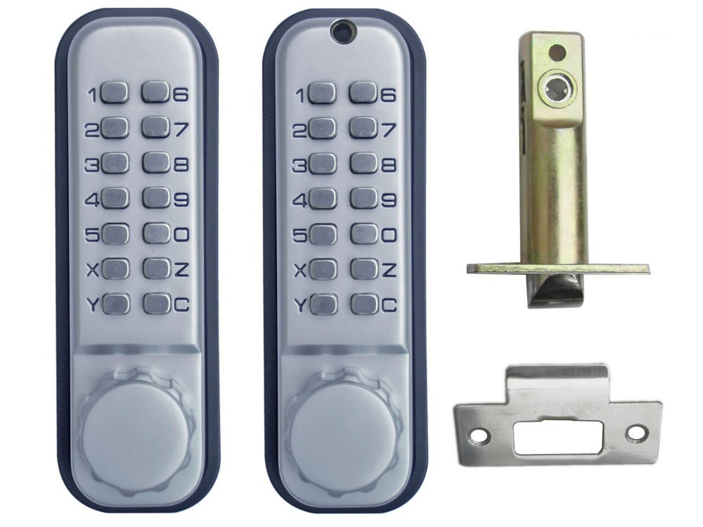 Access Control Mechanical Password Door Lock