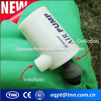 Air Pump best for outdoor sports mini air pump 53*53*83mm white
