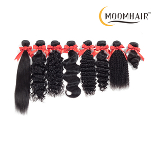 10a Grade 100% Virgin Unprocessed Peruvian Human Hair Extension Hair Bundle