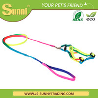 Truelove pet dog harness nylon dog leashes and collars