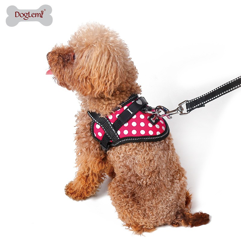 Refective Puppy Dog Service Harness