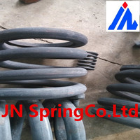 Powder Coating treatment industrial usage spring constant force spring