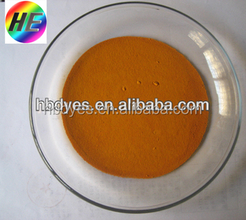 REACTIVE ORANGE X-GN as reactive dyes color powder China
