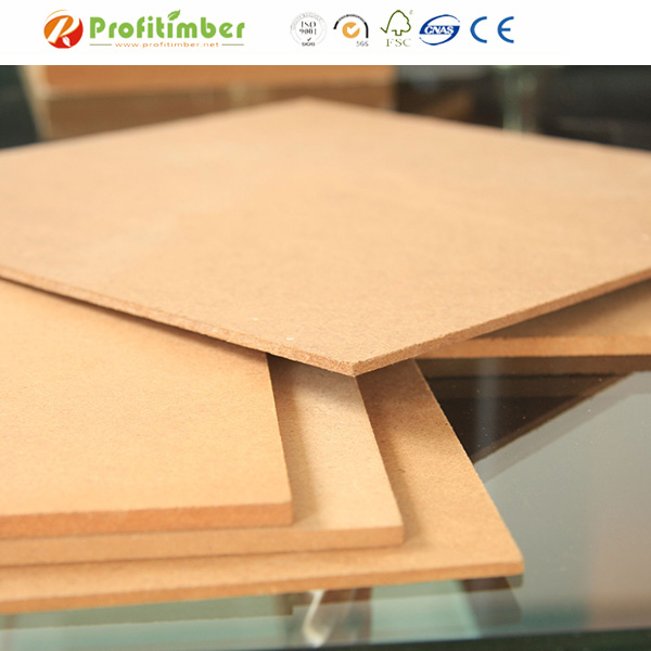 Profitimber High Density Board 3mm Plain MDF