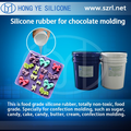 RTV mould silicone for soap and candle molds