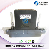 original hot sale konica print head 1024/14pl minolta print head for myjet printer.