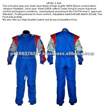 CIK/FIA Approved level 2 Racing Suit