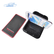 Sticky PVC Car Anti Slip Pad , Dashboard Stick Pad , GEL Pad