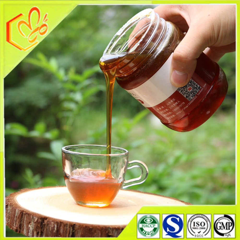 Honey Product Type and Extra Light Amber Color natural honey purified honey