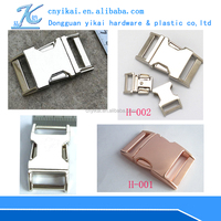 metal buckle side release buckle quick release buckle