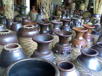 wholesale rustic pottery