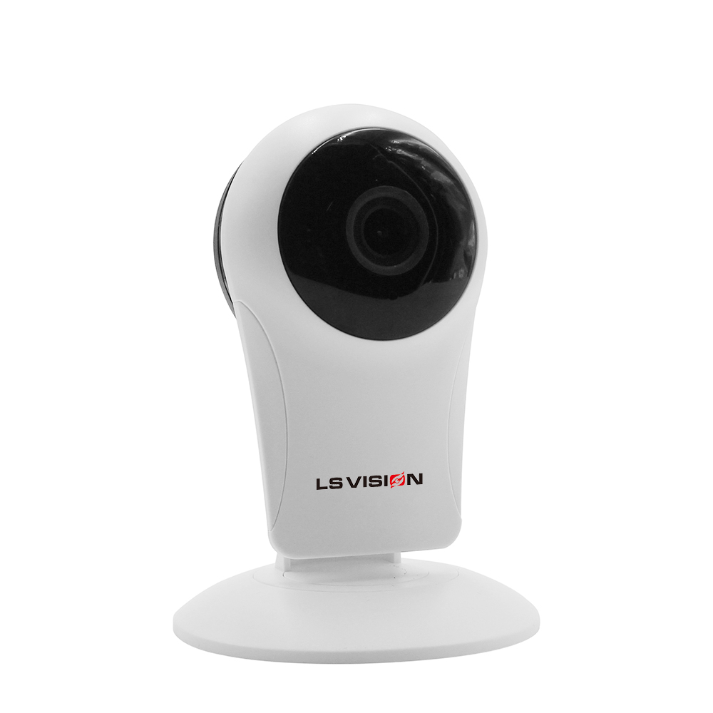 LS VISION Indoor IP Security 720P Wifi Camera Support Motion Detection Alarm ZigBee Module