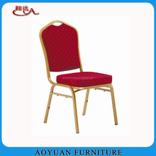 red fabric modern dinning chair
