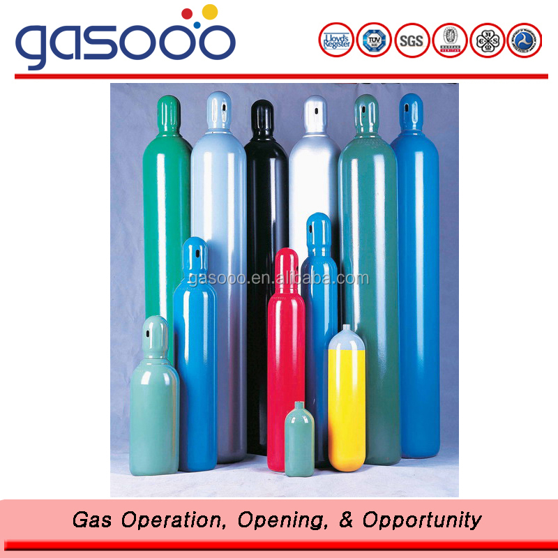 Hot Sale Water Capacity 40L Gas Cylinder with GB5099
