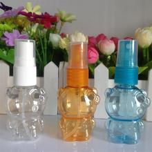 HOT! 10ml plastic perfume bottle with roller ball from alibaba china
