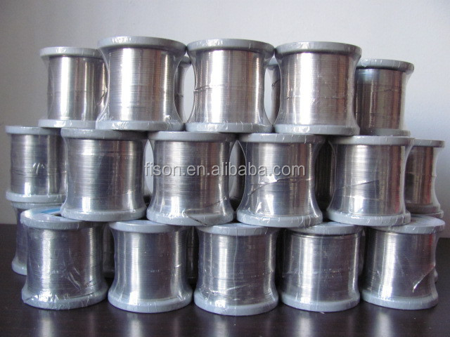 Wholesale price heating A1 Wire for pure vapor high heat resistance silica wick heating wire