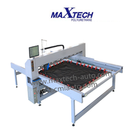 MAX-QM Single needle quilting machine
