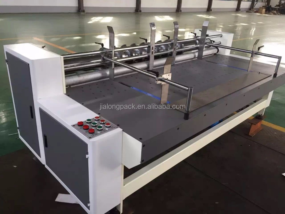 2017 Fully Automatic Partition Slotter Machine/Partition slotter Machine/Carton Making Machine