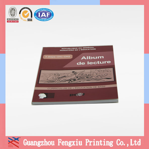 Wholesale Custom International Edition College Textbook Printing