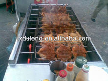 High efficiency wholesale and retail mobile and automatic electric chicken oven