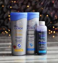 Ultra Color System Yellow Tint Remover:Shampoo, Rinse and Conditioner