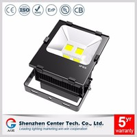 Hot sale 80 Watt LED Floodlighting, excellent design led cob flood light,IP65 floodlight fitting with Epistar/Bridgelux LED chip