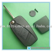 Silca: SIP22 for Fiat 3 button remote flip key shell