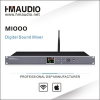 M1000 Digital Echo Audio Mixer With IPAD Control