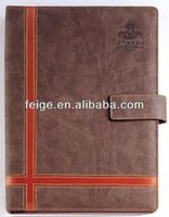 Made In China Leather Cover Notebook