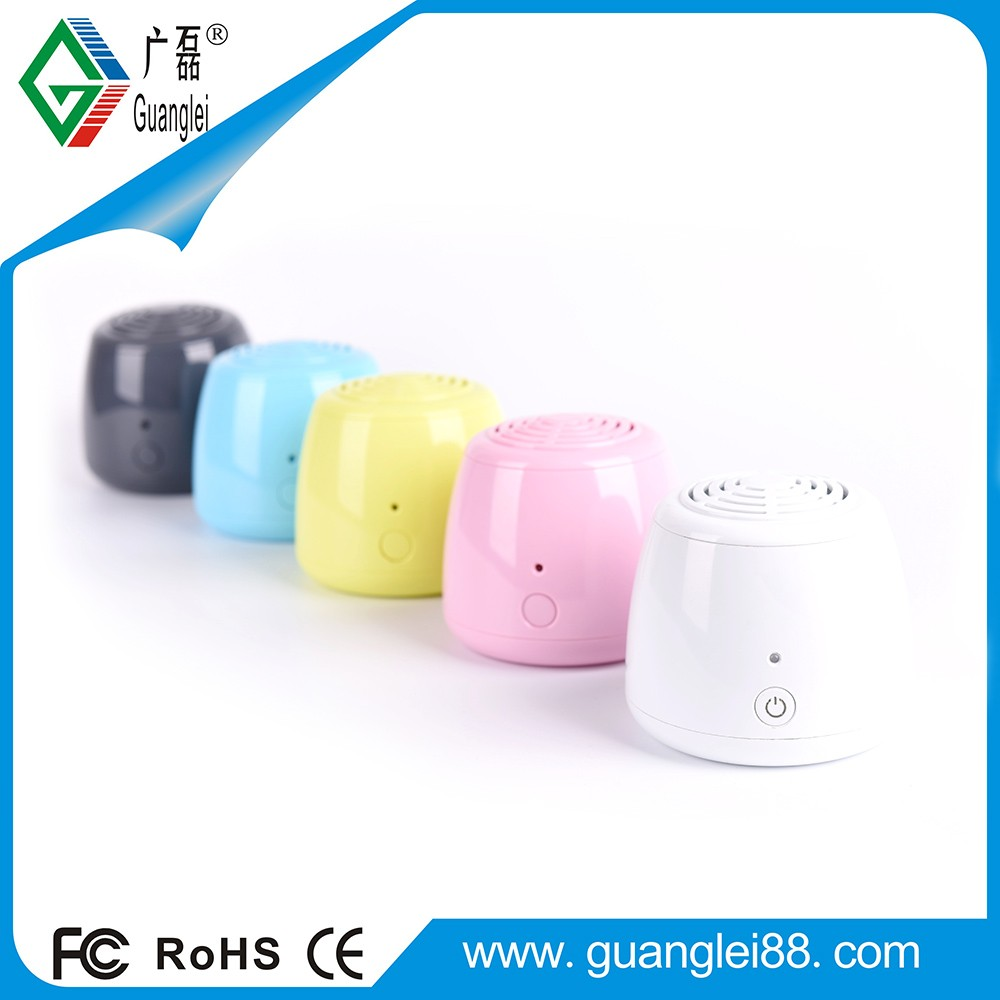 Colorful Minn ozone Generator Air Purifier for fridge remove odor