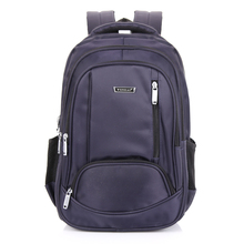 hot sale 3 compartment polyester office laptop bag backpack
